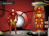 joaca Ironman Dress-Up